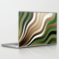 graphic design Laptop & iPad Skins featuring Graphic Design by gabiw Art
