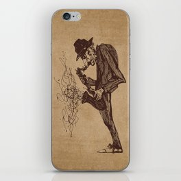 Jazzman iPhone Skin