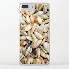 Food texture confectionery Clear iPhone Case