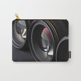 Photo lenses Carry-All Pouch