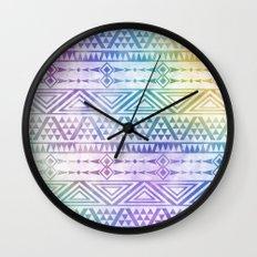Tribal Voice Wall Clock