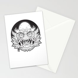 Oni from the Black lagoon Stationery Cards