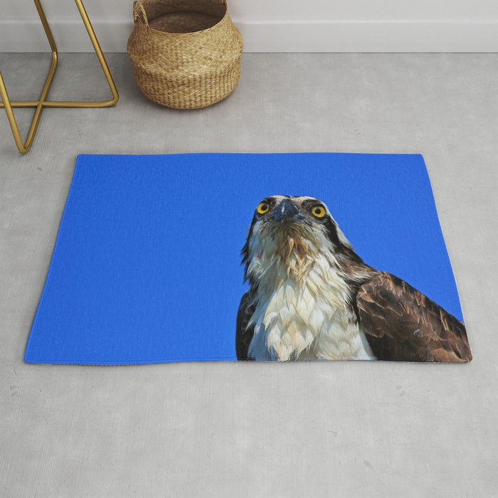 Morning Osprey Rug