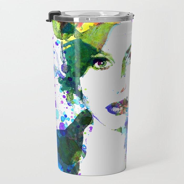 AmyWinehouse Travel Mug