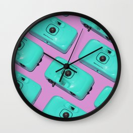 Pop Snapshot  Wall Clock