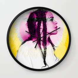 Woman N13 Wall Clock