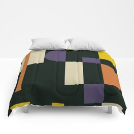 About Black 2 Comforters