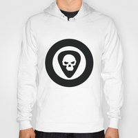 punk rock Hoodies featuring Punk, Rock & Ska by Howiesgraphics