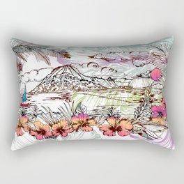 Sail Away Rectangular Pillow