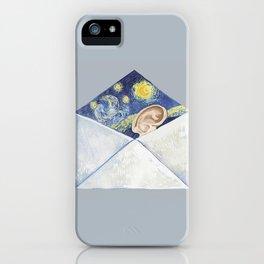 Van Gogh's ear iPhone Case