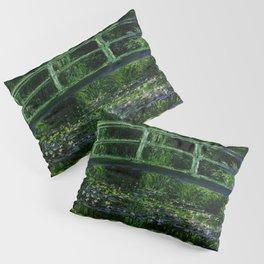 The Water Lily Pond Deep & Dark Pillow Sham