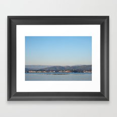 Sea Idyll 7821 Framed Art Print