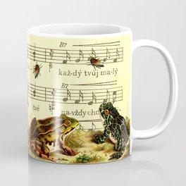 Frogs & Flys Coffee Mug