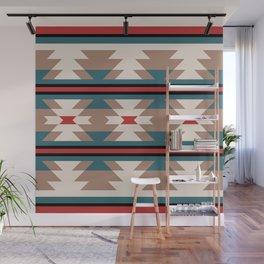 Southwestern Pattern 124 Wall Mural