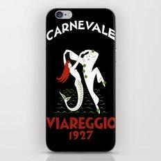 Viareggio Italy - Vintage Travel iPhone & iPod Skin