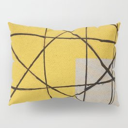 Fenced Beach Pillow Sham