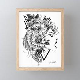 Succubus Framed Mini Art Print