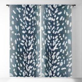 Blue Antelope  Blackout Curtain
