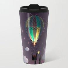 Balloon Aeronautics Night Travel Mug