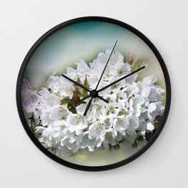 beautiful spring -7- Wall Clock