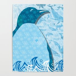 Penguin: Love Poster