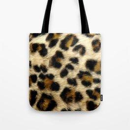 Leopard Print Pattern Animal Print Design Tote Bag