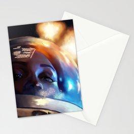 Spacewalker Stationery Cards