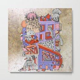 dream home #4 Metal Print