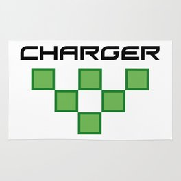 Charger Rug