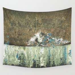Tarnished Revisited Wall Tapestry