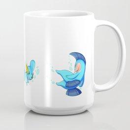 Mudkip, Marshtomp and Swampert Coffee Mug