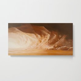 What a Lovely Day Metal Print