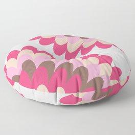 Dahlia at Home Floor Pillow
