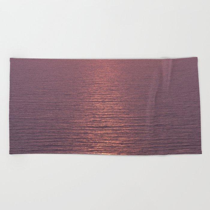Expectation Beach Towel