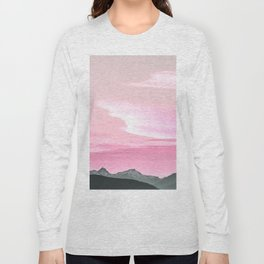 Cloud Formations Long Sleeve T-shirt