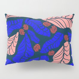 Bright bold floral designs for fashion and home Pillow Sham