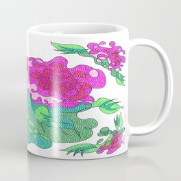 Abstract Floral #1 Coffee Mug
