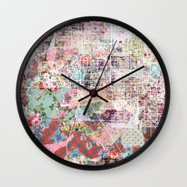 Chandler map Arizona Wall Clock