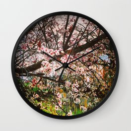 Pattern Recognition Wall Clock