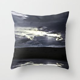 When I look to your eyes Throw Pillow
