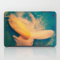 banana iPad Cases featuring Banana by Mr and Mrs Quirynen