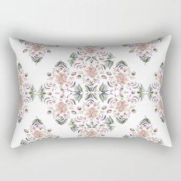 Tribe Floral Vibes Rectangular Pillow