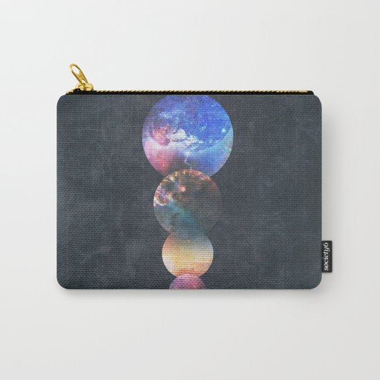 Echoes Carry-All Pouch