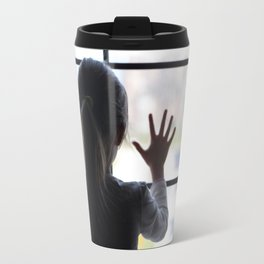 Window Girl Travel Mug