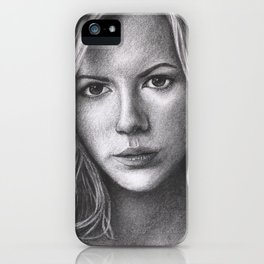 Kate Beckinsale iPhone Case