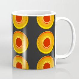 GOLDEN BUTTONS SIZE L Coffee Mug