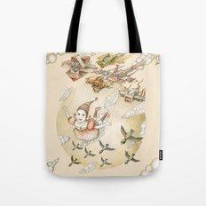 Dream of Flying Tote Bag