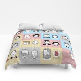 Sad Movie Couples Comforters