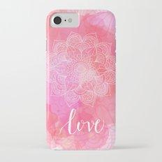 Love Mandala Slim Case iPhone 7