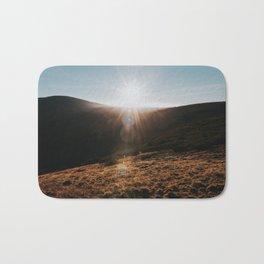 Sundown - Landscape and Nature Photography Bath Mat